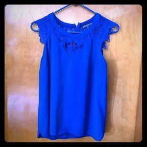 Brixon ivy blue top
